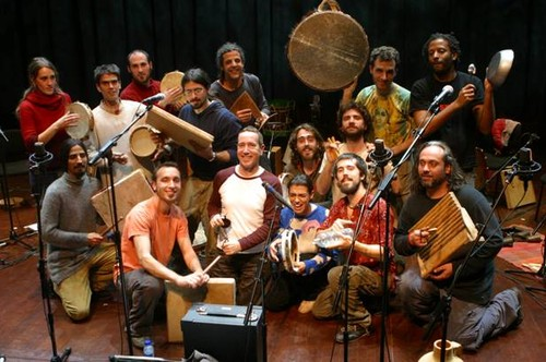 Festim 2014: A invulgar e vibrante Coetus está a chegar a Estarreja