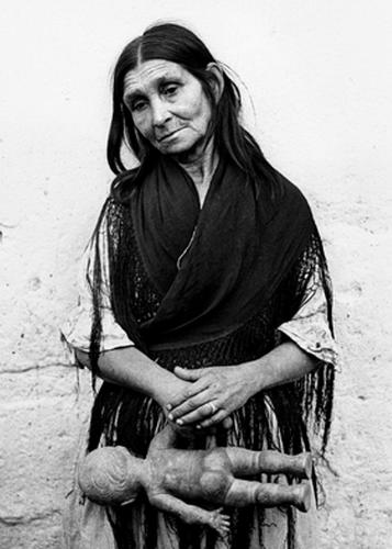 Gitana y Muñeco 1962 Colita Isabel Steva Hernánd