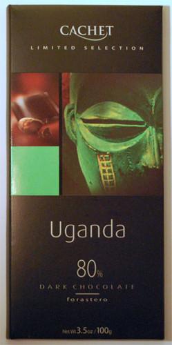 Chocolate do Uganda