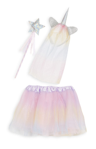 Kimball-1753204-unicorn dress up set pink, grade m
