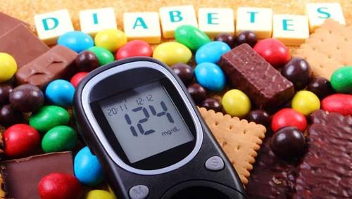 Diabetes e doces