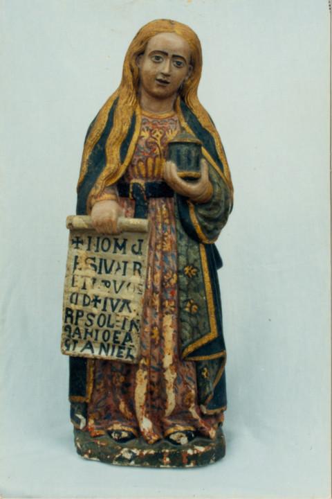 Fig. 13 - Imagem de Santa Maria Madalena (fotograf