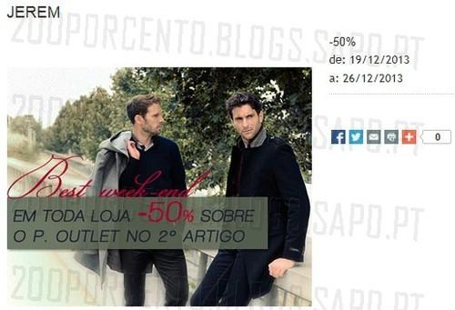 Promoções | THE STYLE OUTLETS | até 31 dezembro