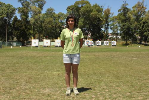 Olga Mendes CN Junior Senhora Recurvo - 2012