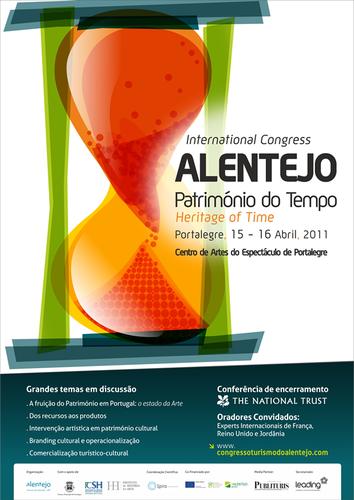 1º Congresso Internacional Alentejo: património do tempo
