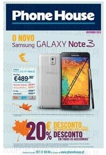 Catálogo GSM | outubro 2013, Campanha válida de 4 a 30 de outubro de 2013