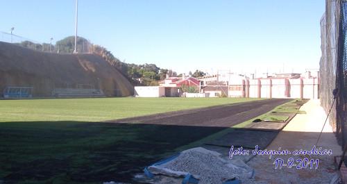 Almada Atlético Clube enriquece infraestruturas