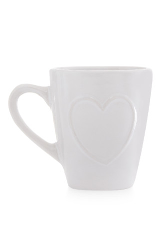 kimball-3175601-heart mug white, grade missing, WK