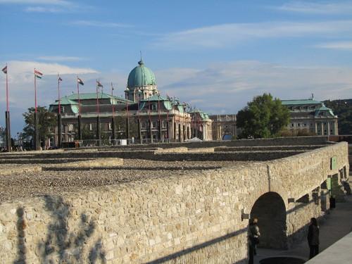 Budapeste - Labirinto no Palácio Real