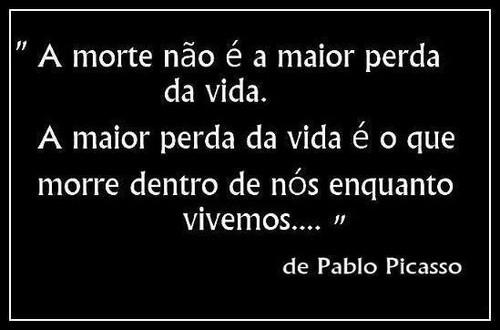 Picasso vida
