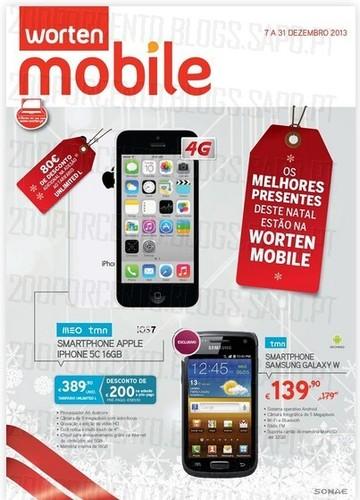 Novo Folheto | WORTEN MOBILE | de 7 a 31 dezembro
