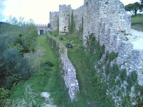 Castelo de Montemor-o-Velho:Muralha Norte interior