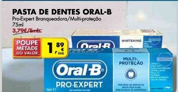 Acumulação | PINGO DOCE | Oral-b