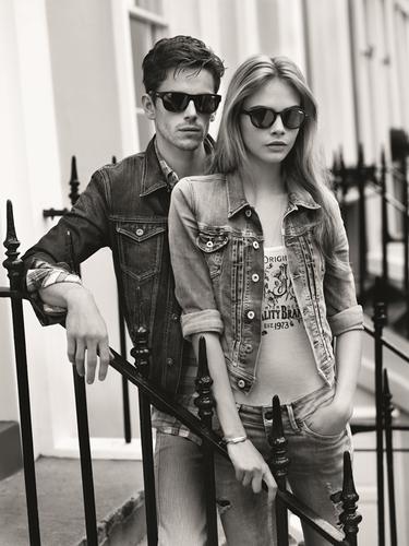 Pepe Jeans LookBook SS2013