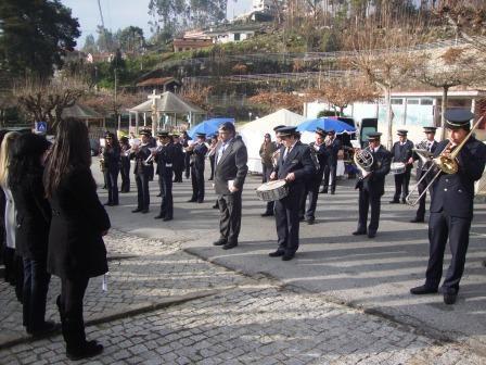 Banda de Musica de S. Cipriano - A Velha - Resende