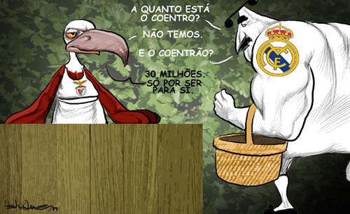 Real Madrid às compras