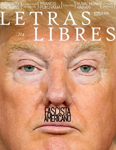 Trump na capa da Letras Libres, México.jpg