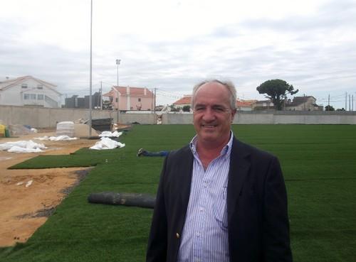 Presidente do Charneca de Caparica Futebol Clube