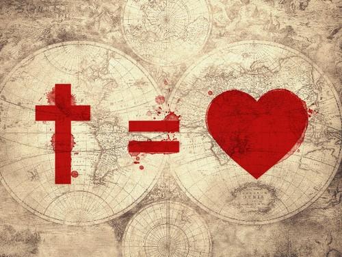 cross_equals_love_projector_screen.jpg