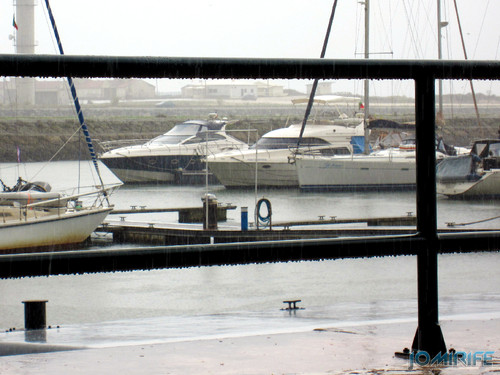 Chuva na Figueira da Foz - Marina [en] Chuva na Figueira da Foz, Portugal - Marina