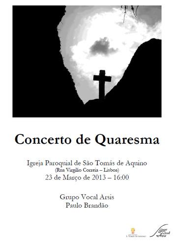 Concerto de Quaresma