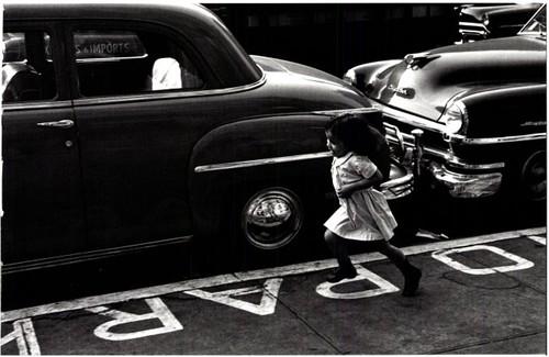 Little Girl Running, Lower East Side - 1952.jpg