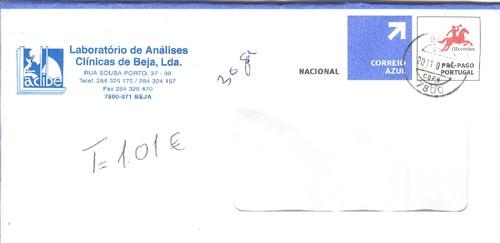 correio azul