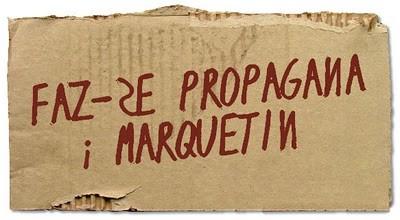 Faz-5e propaganda i marquetin (Radio Comunitária Zumbi dos Palmares)