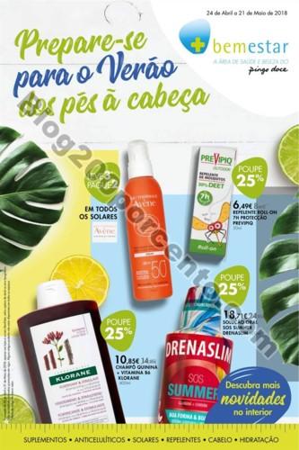Antevisão Folheto PINGO DOCE - BEMESTAR Promoçõ