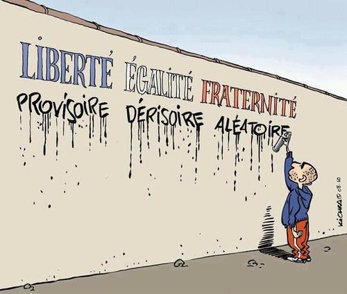 liberdade igualdade e fraternidade