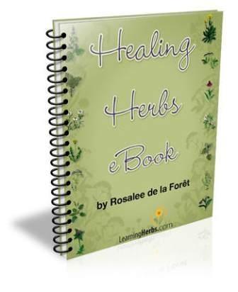 Healing Herbs Free Ebook