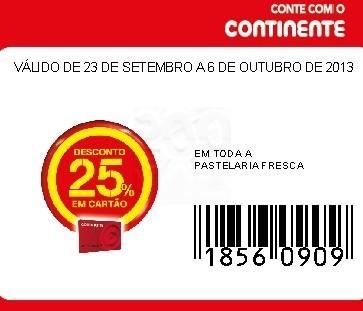 Pastelaria Fresca 25%