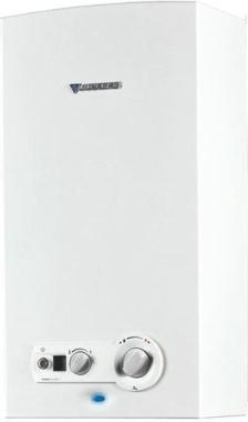 Esquentador ventilado