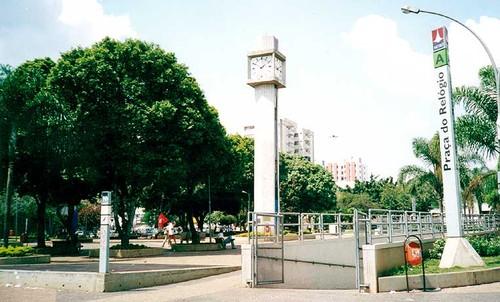 Praça do relógio- Taguatinga (DF),  ponto de prostituição