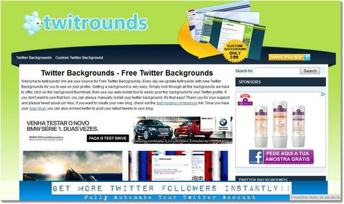 fundos para twitter wallpapers grátis download baixar imagens de fundo