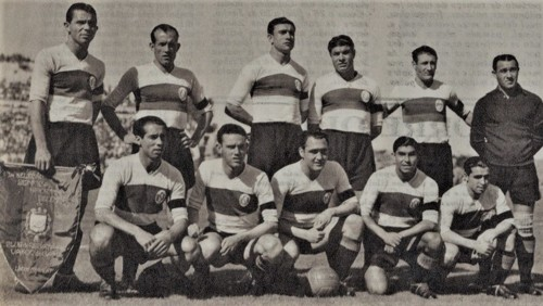 Selecção B.S.B. jogo com Vasco da Gama 1947.jpg