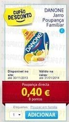 Acumulação | CONTINENTE | Iogurtes Danone