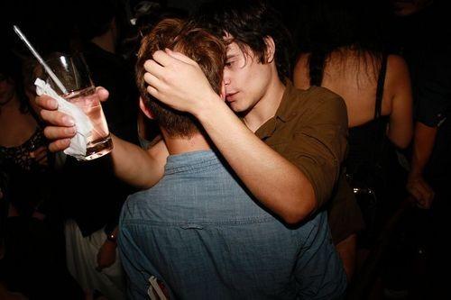 Kiss Gay O Caçador