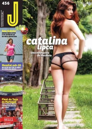 Catalina Lipca capa
