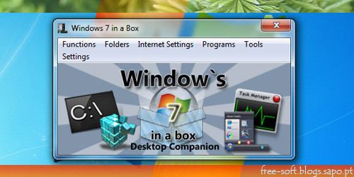 Windows 7 in a Box
