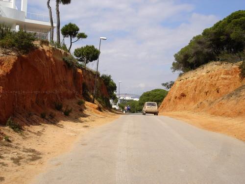 Rua da Falésia - (c) 2007