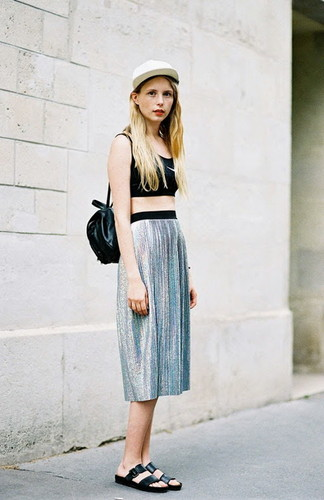 How-To-Wear-Metallics-A-Complete-Street-Style-Guid