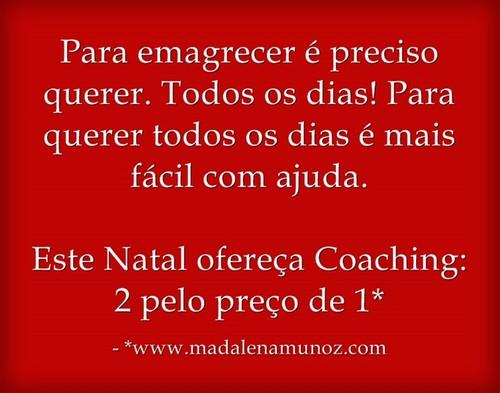 Coaching para Controlo de Peso