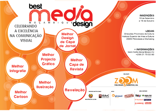 BEST MEDIA DESIGN ARRANCA NO DIA 18 DE SETEMBRO