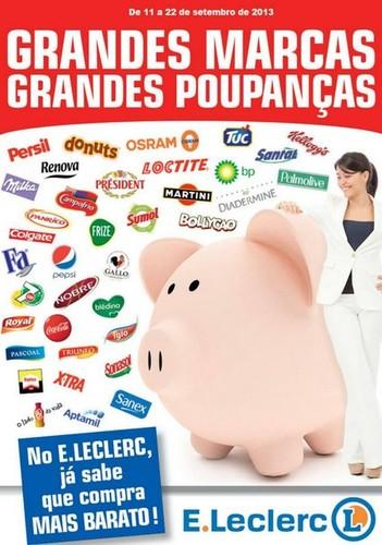 Folheto E-Leclerc 11 a 22 Setembro