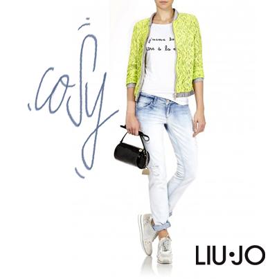 4e10bd6cb Espreita os looks propostos pela Liu Jo (:
