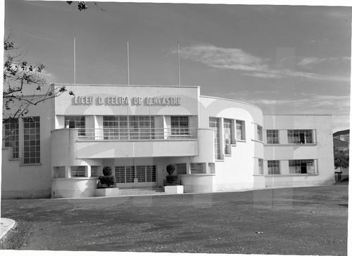 Liceu D. Felipa de Lencastre, Arco do Cego (S. A. Fernandes, 1958).
