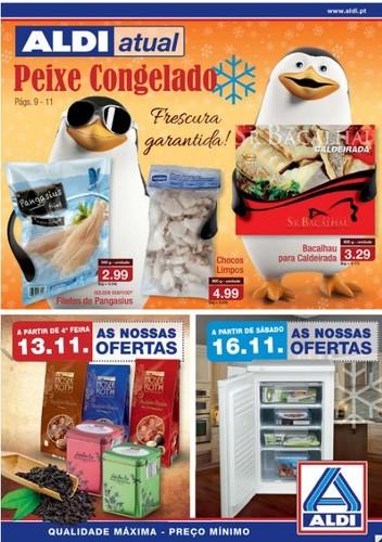 Antevisão Novo folheto | ALDI | a partir de 13 novembro