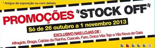 Lembrete | STAPLES | Stock Off, de 26 Outubro a 1 Novembro