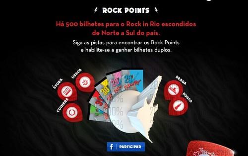 Passatempo | CONTINENTE | 500 bilhetes duplos para o Rock in Rio